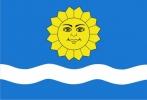 Флаг Истринский городского округа  Московская область