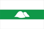 Флаг субъекта РФ Курганская область