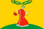 Флаг района Марьина роща города Москва
