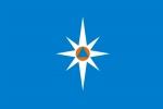 Флаг МЧС РФ (ведомственный)