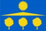 Флаг района Солнечногорский Московская область