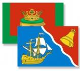 Флаги муниципальных образований городов и районов РФ