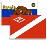 Флаги спортивных обществ