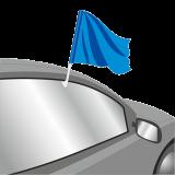 Флаги на автомобиль