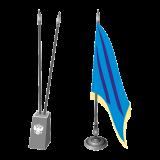 Напольные флагштоки