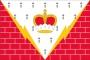 Флаг Дмитровского района города Москвы