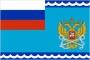 Флаг Федерального агентства морского и речного транспорта РФ