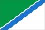 Флаг города Новосибирск