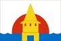 Флаг города Новоульяновск Ульяновской области