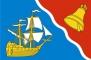 Флаг округа Полярный ЗАТО Александровск Мурманской области