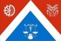 Флаг Савёловского района города Москвы