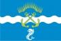 Флаг города Заозерск Мурманской области