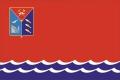 Флаг субъекта РФ Магаданская область