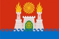 Флаг города Махачкала