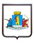 Герб города Анадыря (гербовое панно, полный герб)