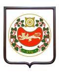 Герб Республики Хакасия (гербовое панно)