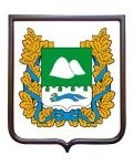 Герб Курганской области (гербовое панно)