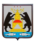 Герб Новгородской области (герб малый)