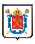Герб Санкт-Петербурга (гербовое панно)