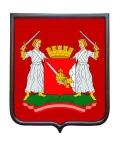 Герб города Вологды (гербовое панно)