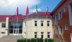 Флаги и флагштоки для школ