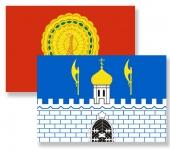 Флаги городов и районов Московской области