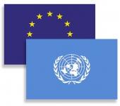 Флаги международных организаций