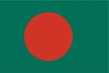 Флаг страны Бангладеш