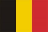 Флаг страны Бельгия