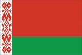 Флаг страны Беларусь