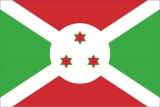Флаг страны Бурунди