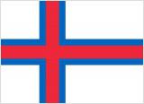 Флаг Фарерские острова