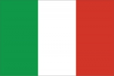 Флаг страны Италия