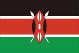 Флаг страны Кения