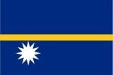 Флаг страны Науру