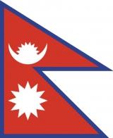 Флаг страны Непал
