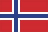 Флаг страны Норвегия