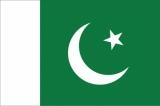 Флаг страны Пакистан