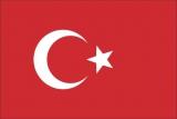 Флаг страны Турция