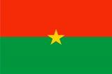 Флаг страны Буркина Фасо