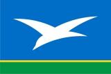Флаг Чеховского района (городского округа) Московская область
