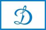 Флаг ФК Динамо