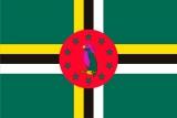 Флаг страны Доминика