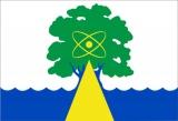 Флаг города Дубна