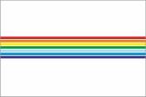 Флаг субъекта РФ Еврейская автономная область