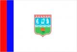 Флаг города Абакан