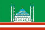 Флаг города Грозный