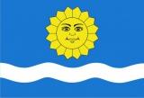 Флаг района Истринский Московская область