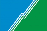 Флаг города Югорск