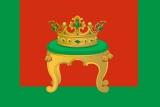 Флаг района Калиниский Тверская область